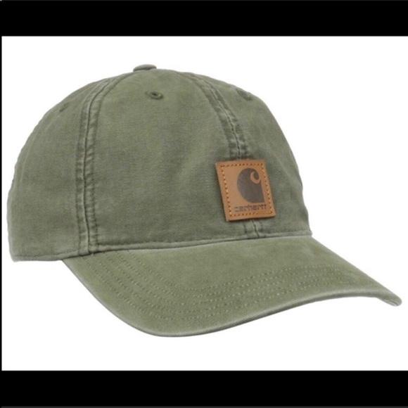 Carhartt Other - Green Carhartt Hat Brand New